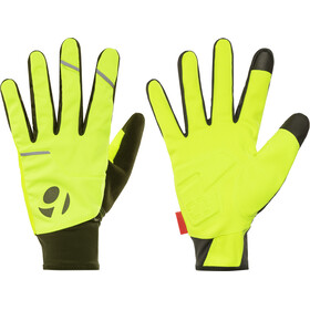 Bontrager Circuit Windshell Gloves Unisex Visibility Yellow